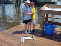 Pawleys Island fishing